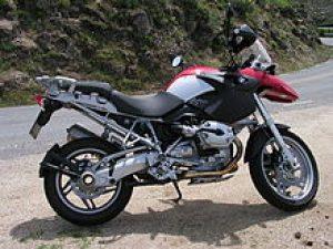 Dual-Sport Motorcycle