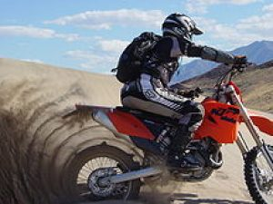 Off-Road Motorcycle