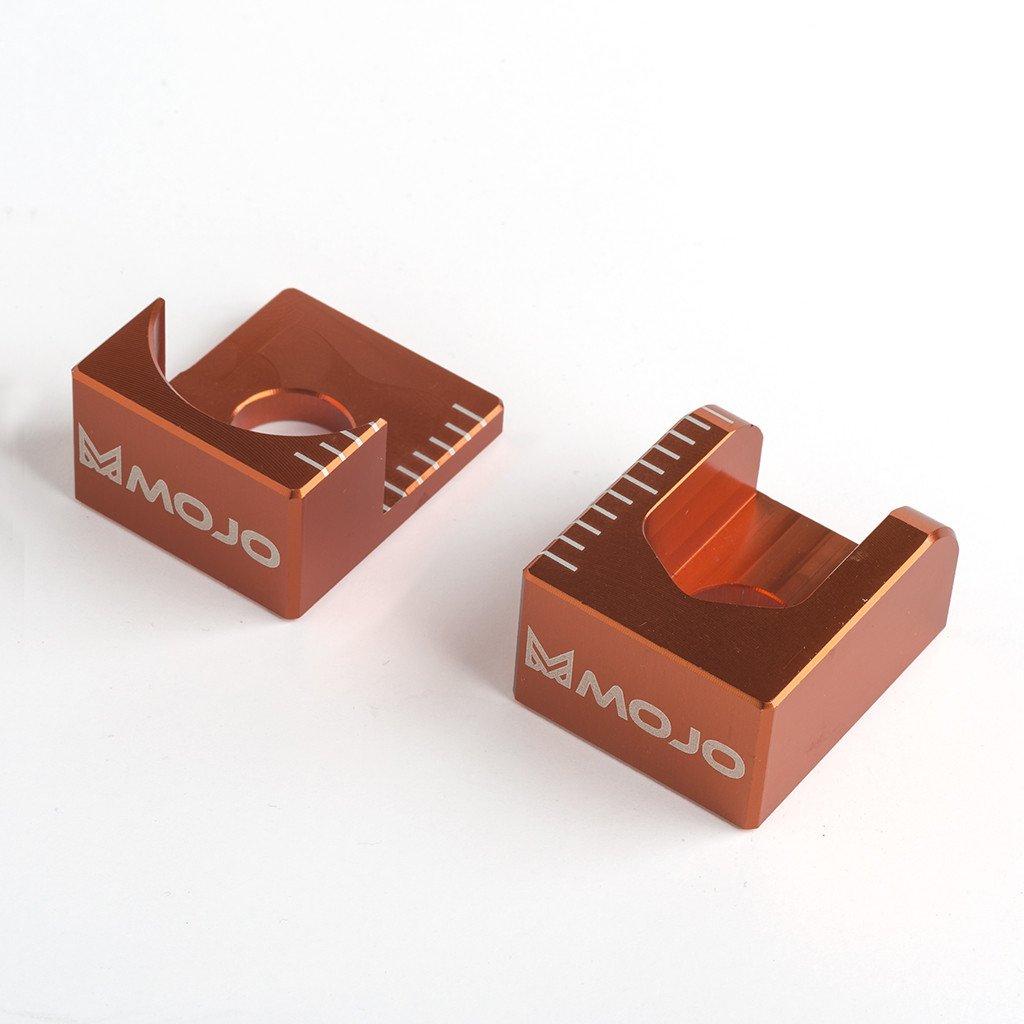 KTM 65 SX/SXS/XC Axle Blocks MOJO-KTM-65AB
