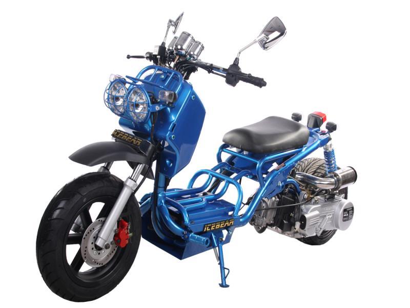 Icebear GEN I MADDOG 150cc Scooter Moped