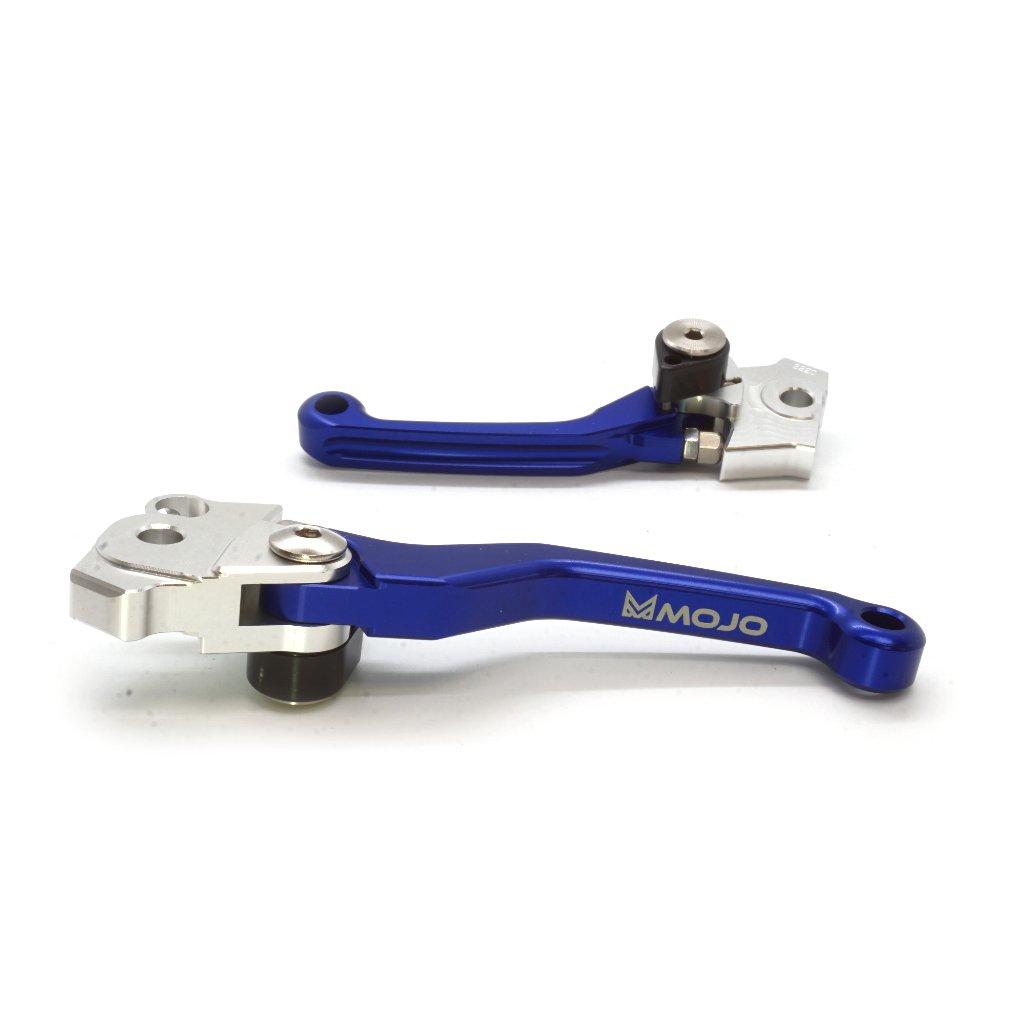 Kawasaki Folding Clutch/Brake Lever Set | KAW-LS1