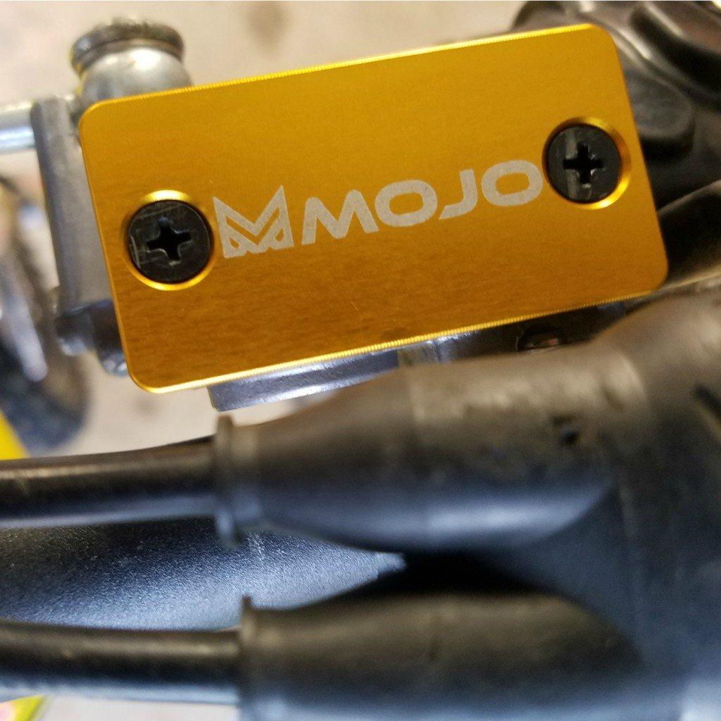 Suzuki Front Brake Master Cylinder Cover - MOJO-SUZ-FBR